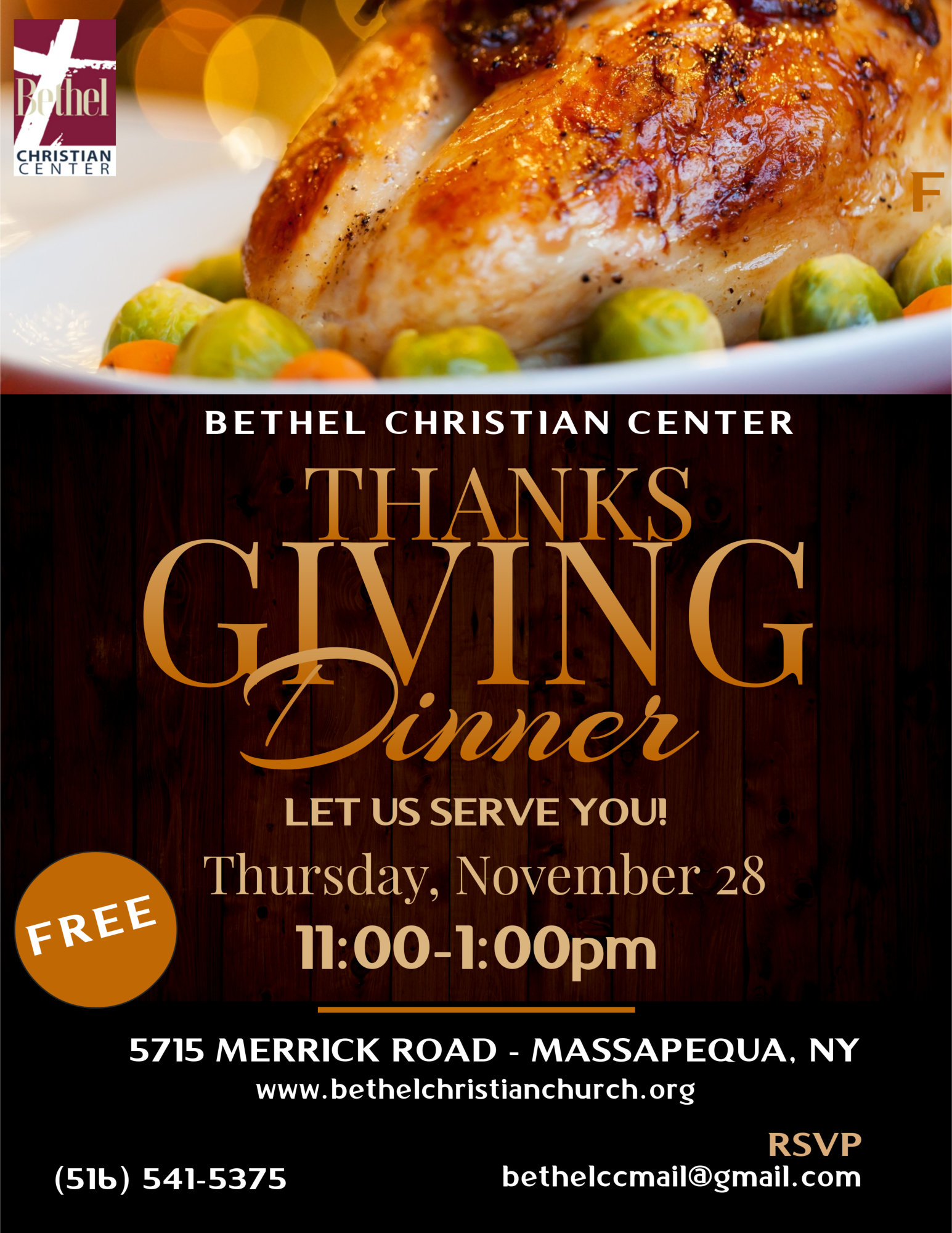BBC Thanksgiving Dinner 2019